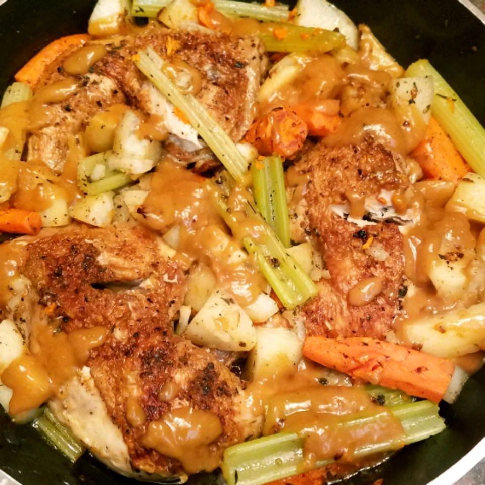 Pan-Roasted Chicken Breast Hmdestiny26