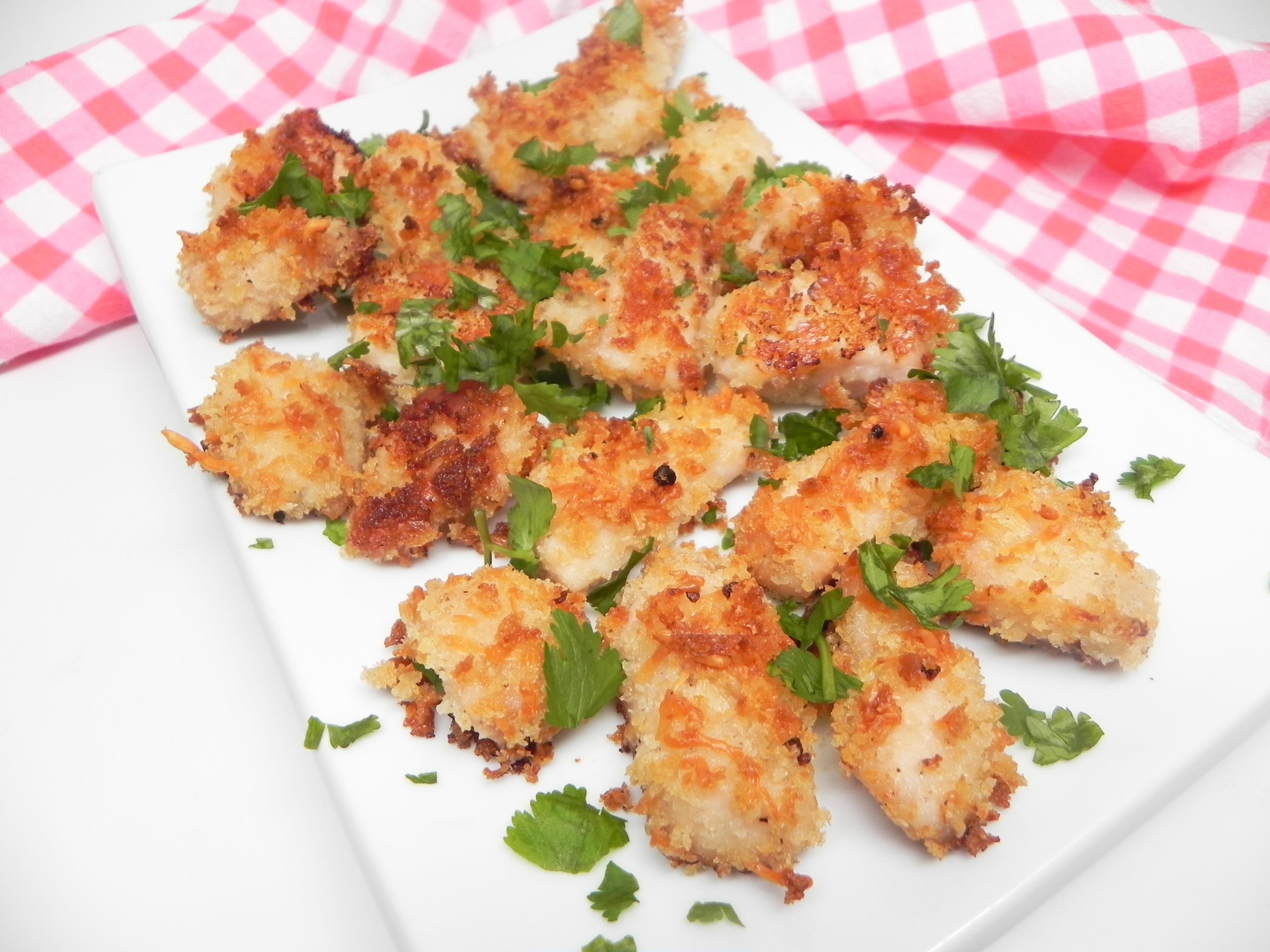 Garlic Popcorn Chicken Joe Kistler