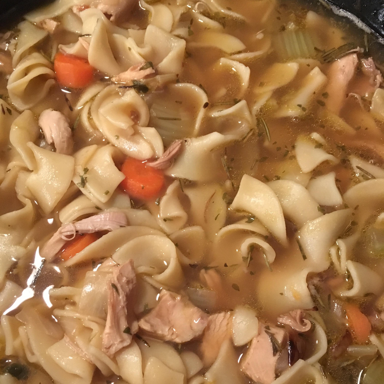 Steve's Chicken Noodle Soup Vikki Wagner Challoner
