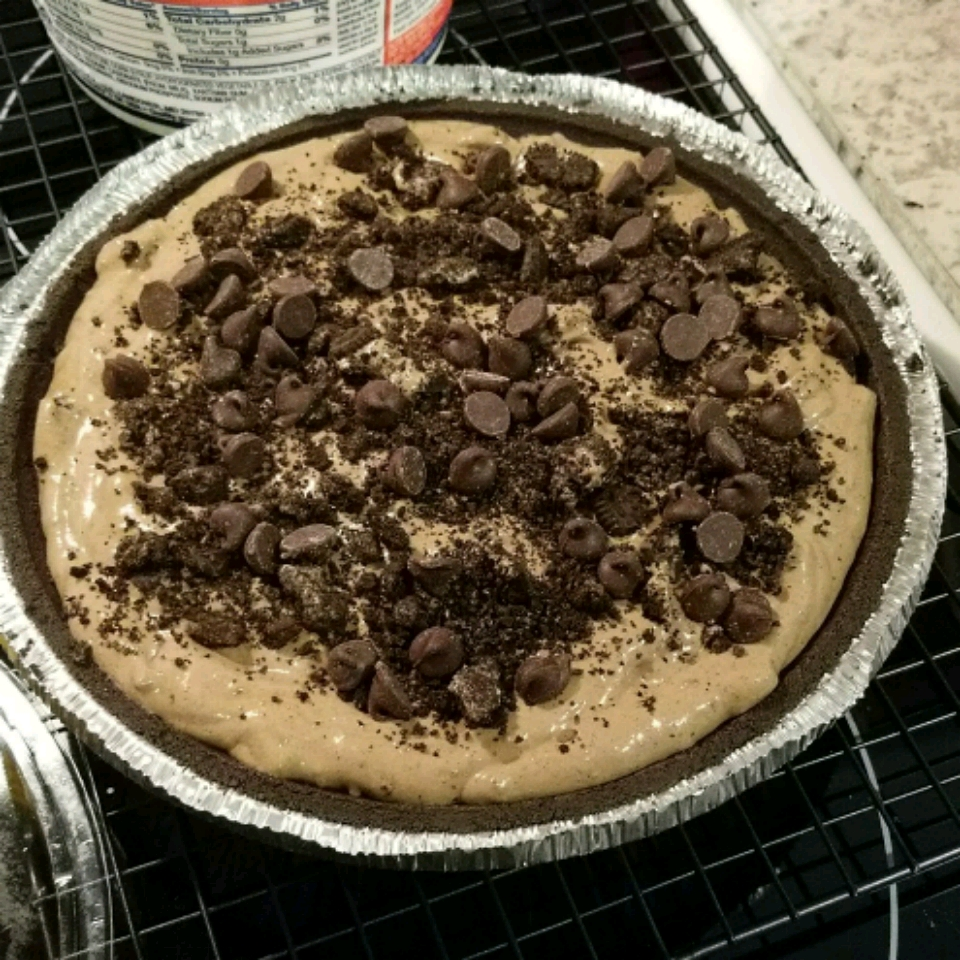 Chocolate Crunch Pie image