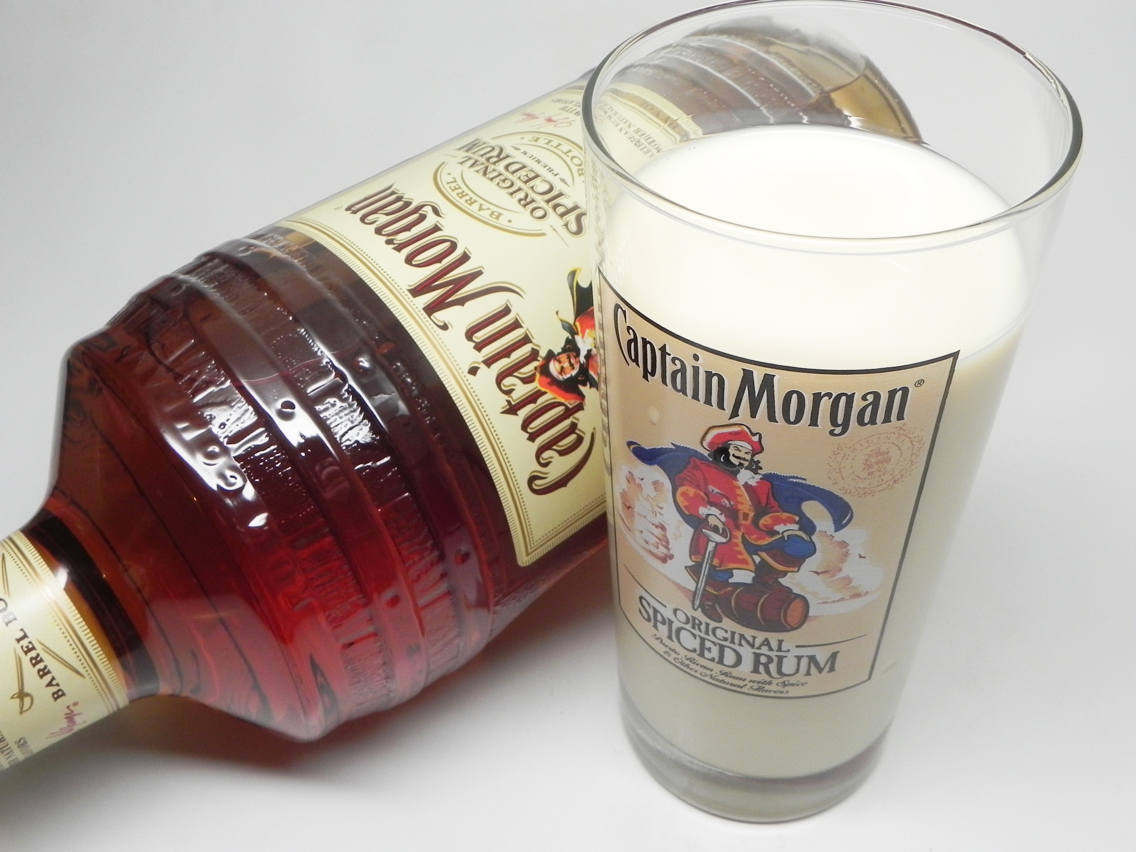 Eggnog (Spiked with Rum) image