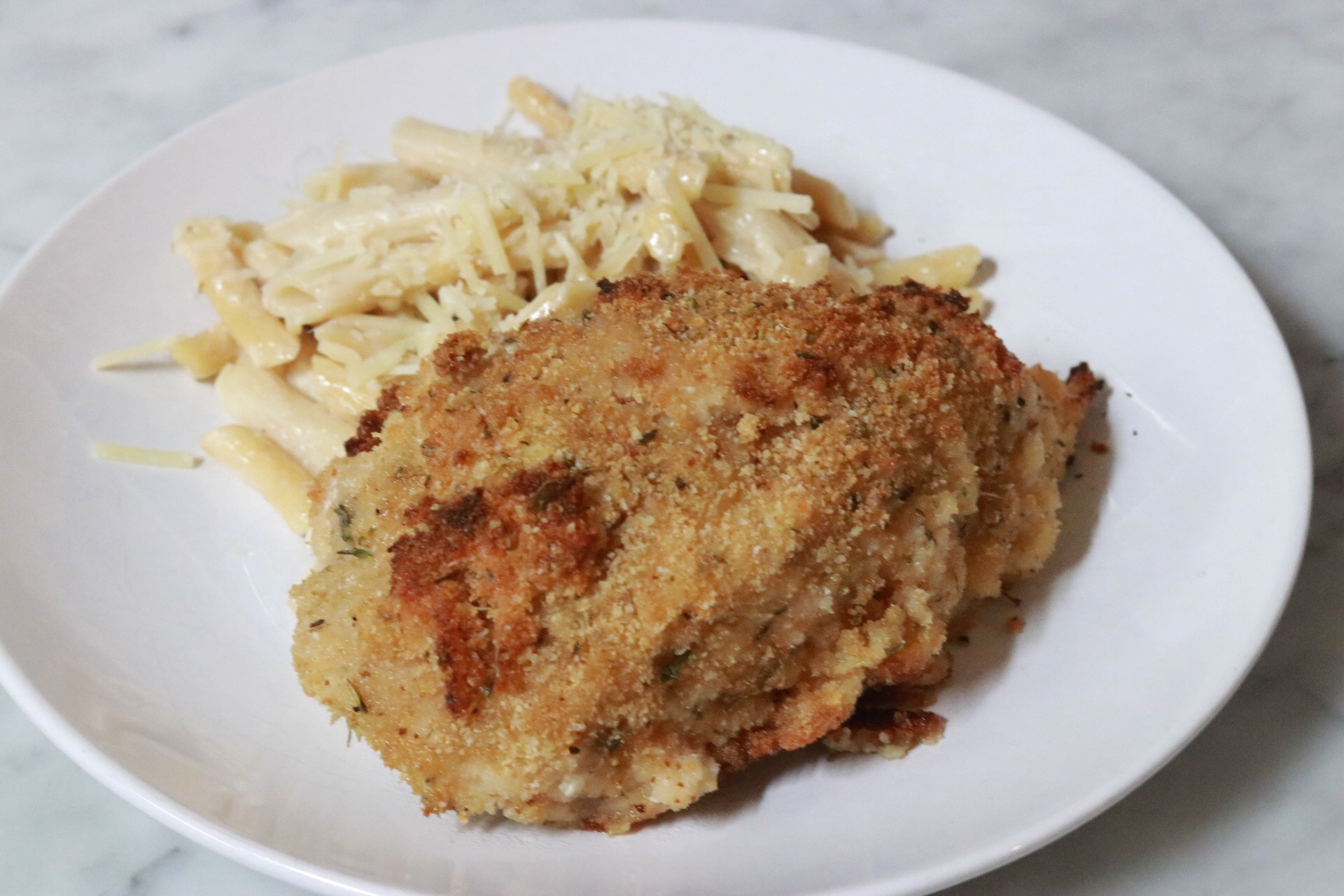Tender Italian Baked Chicken fabeverydayblog