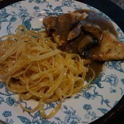 Chicken Marsala with Portobello Mushrooms Myoung21