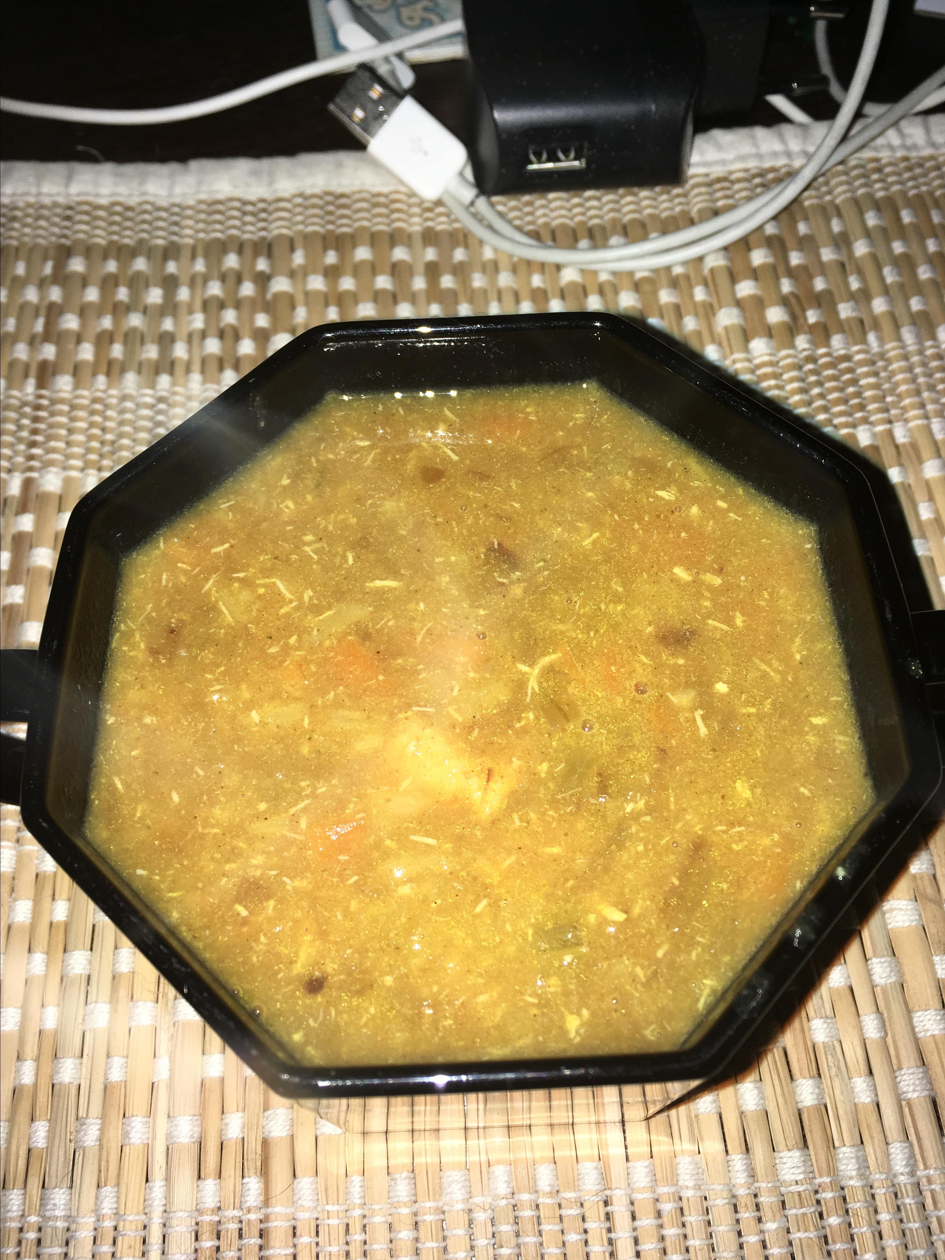 Mulligatawny Soup I I=Cookie