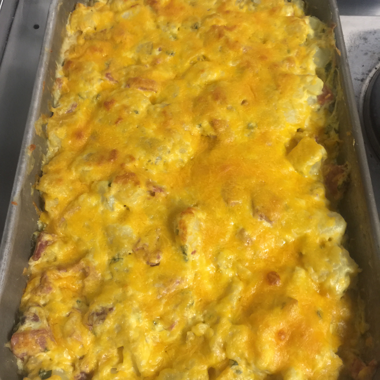 Easy Sour Cream Scalloped Potatoes
