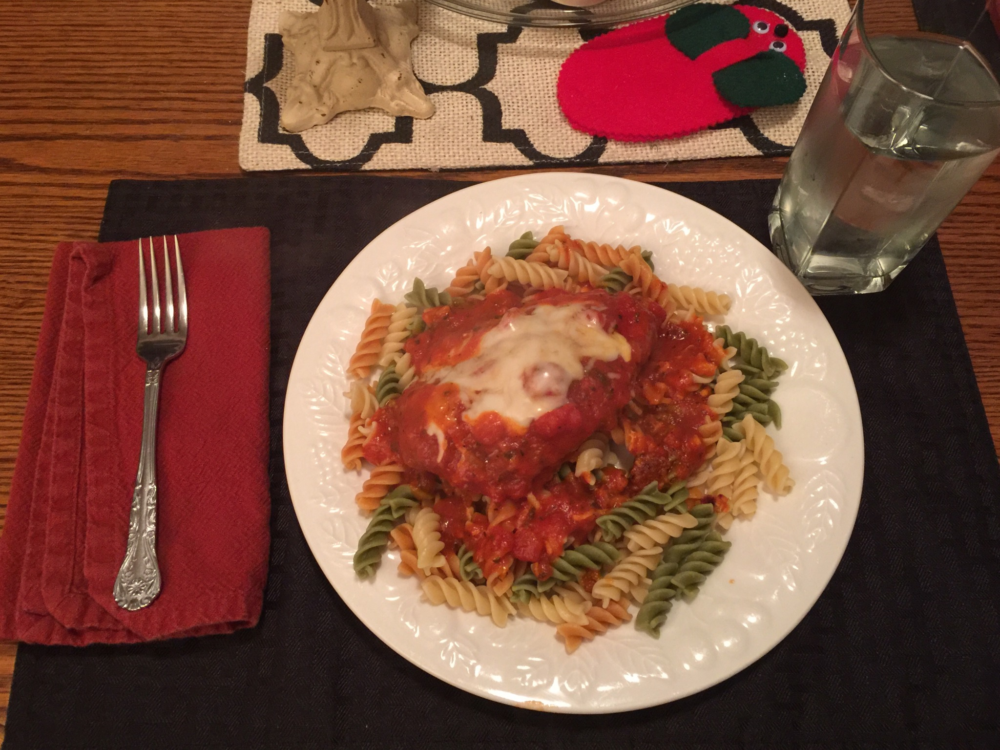 A 20-Minute Chicken Parmesan mywoodworld
