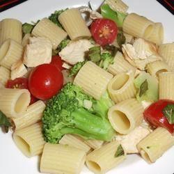 Pasta, Broccoli and Chicken MOLLE888