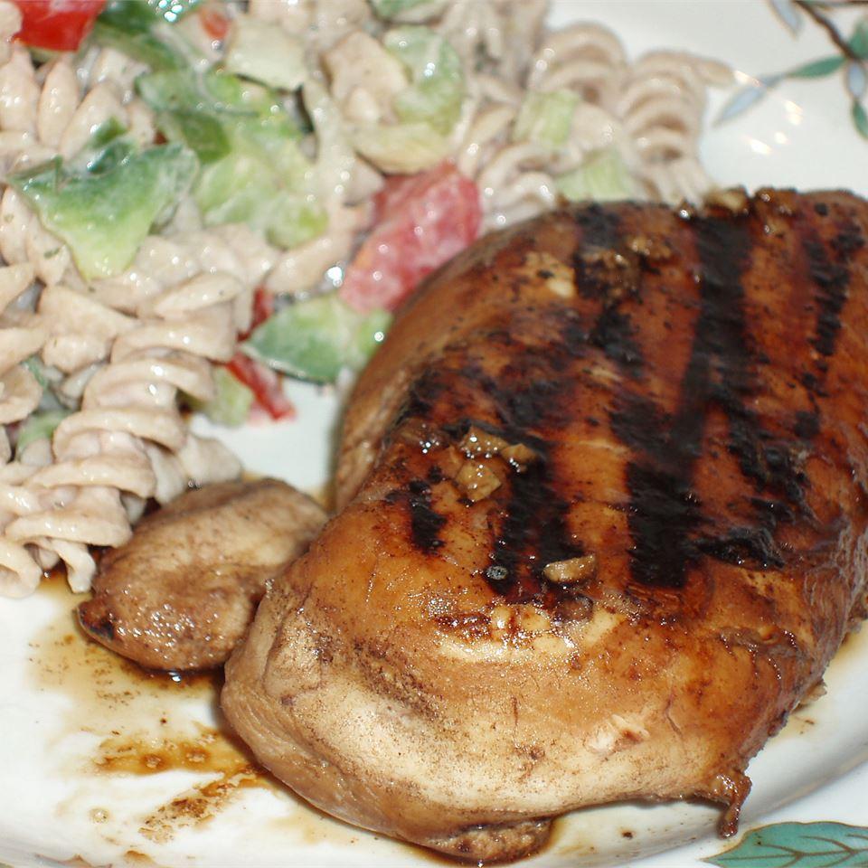 Grilled Chicken Adobo Chef Helen