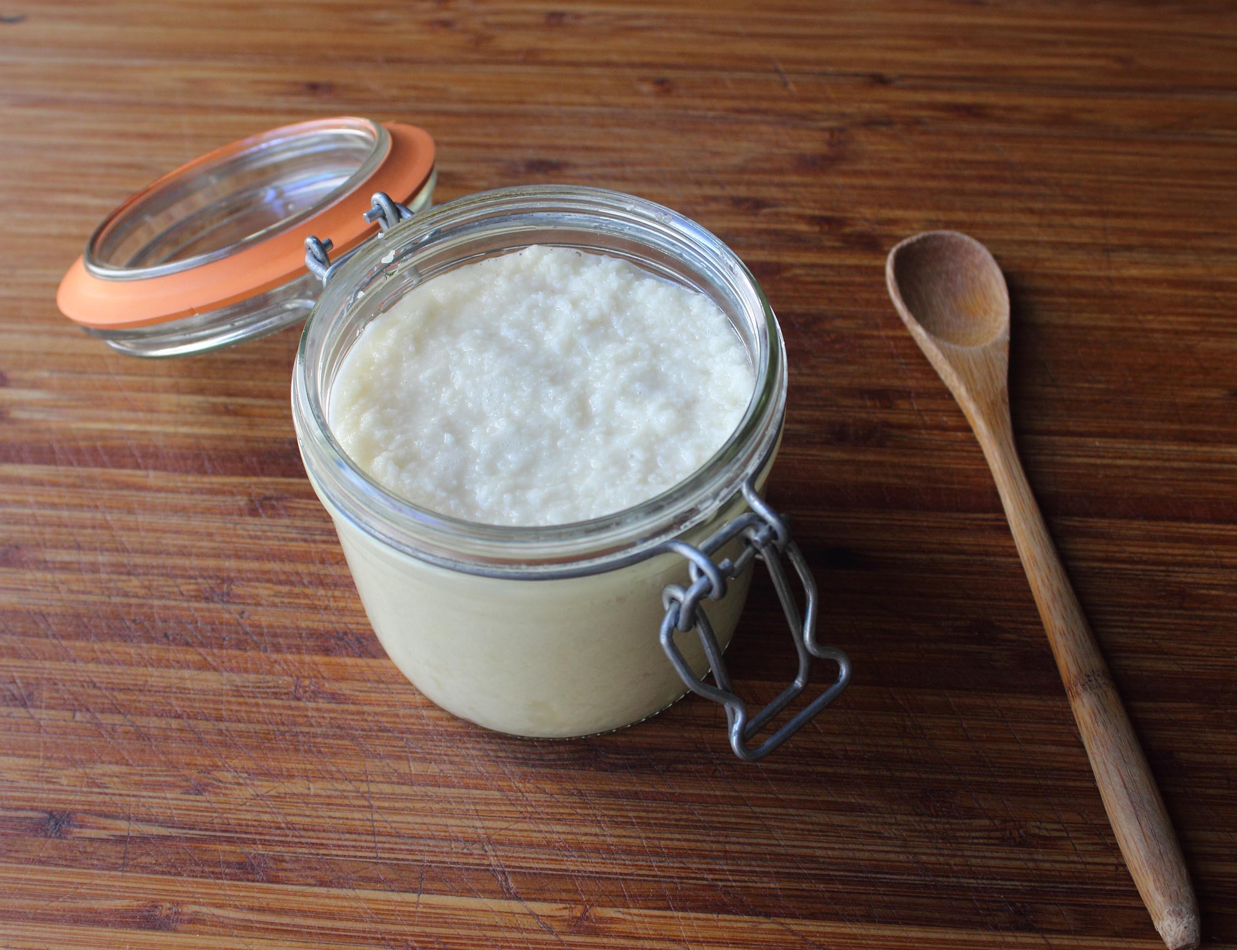 Homemade Prepared Hot Horseradish_image