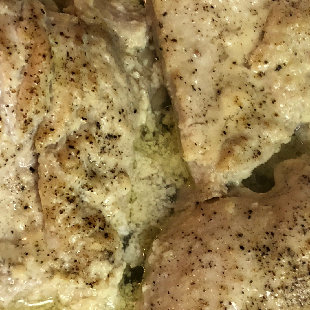 Garlic Chicken Breasts