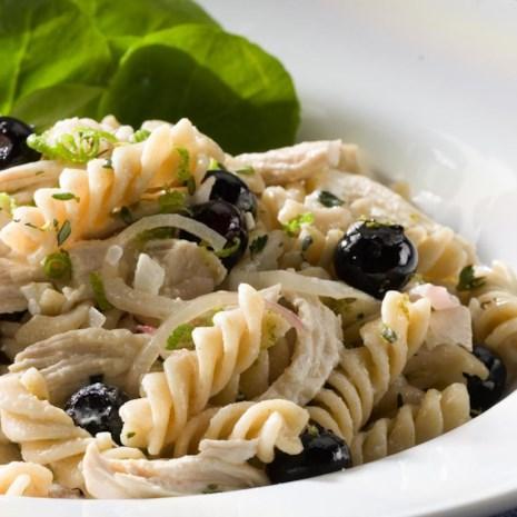 Chicken & Blueberry Pasta Salad