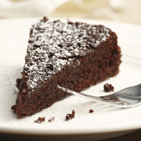 One-Bowl Chocolate Cake