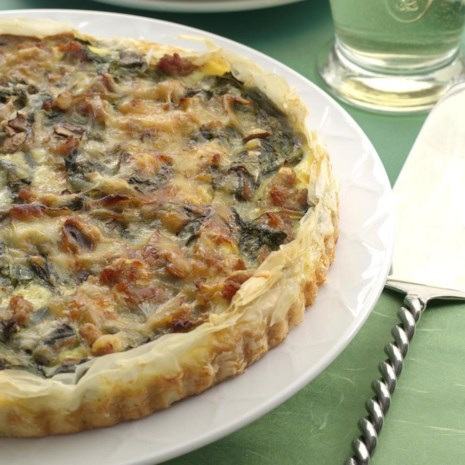 Real-Man Quiche