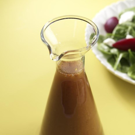 Maple-Mustard Vinaigrette