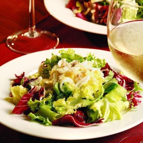 Bold Winter Greens Salad