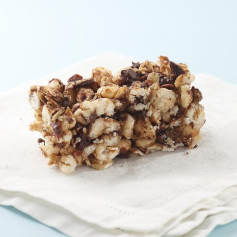 Nut-Free Chocolate-Cherry Snack Bars
