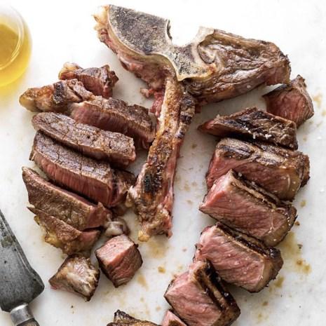 Dario's Florentine Steak