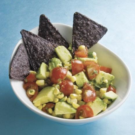 Avocado-Corn Salsa for Two