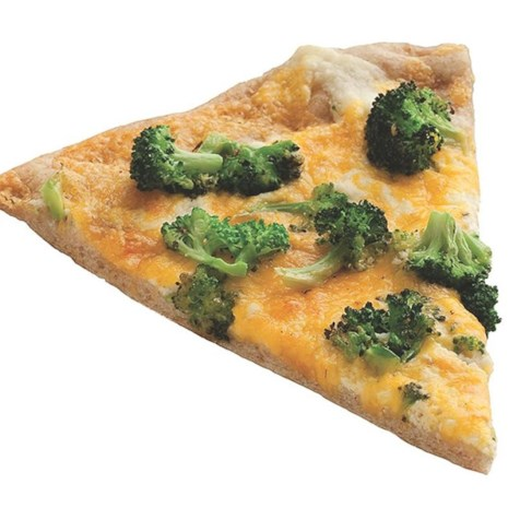 Broccoli-Ricotta Pizza