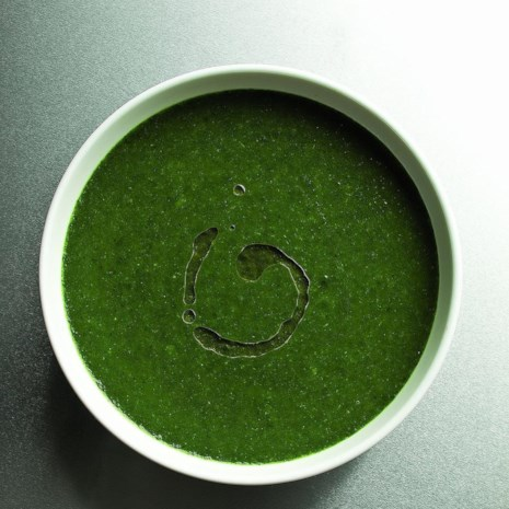 Basic Green Soup