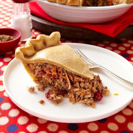 EatingWell Meat Pie