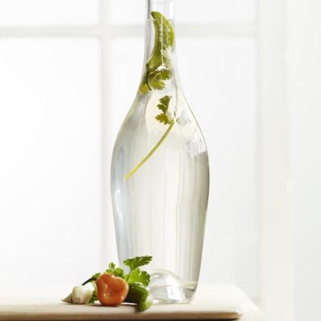 Chile, Cilantro & Garlic Vinegar