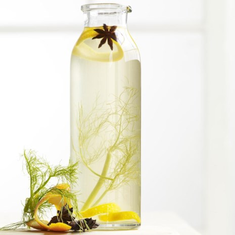 Fennel, Orange & Star Anise Vinegar