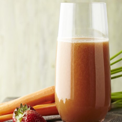 Strawberry-Cucumber Juice