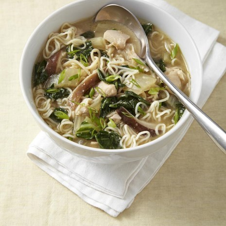 Easy Miso-Chicken Ramen