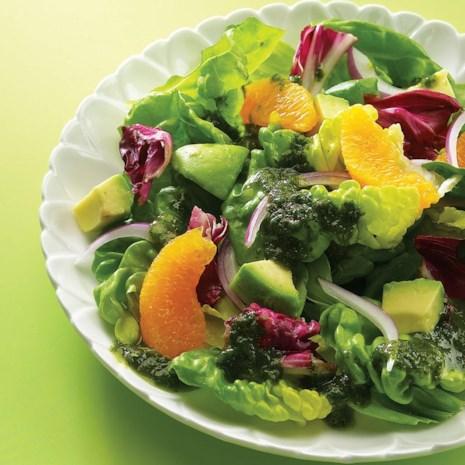 Orange & Avocado Salad