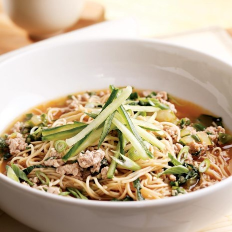 Brothy Chinese Noodles