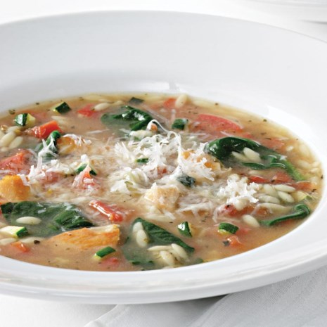 Vegetable Lover's Chicken Soup
