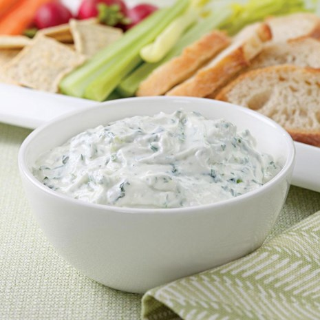 Herbed Yogurt Cheese