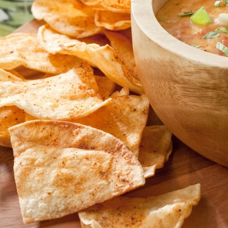 Chile-Lime Tortilla Chips