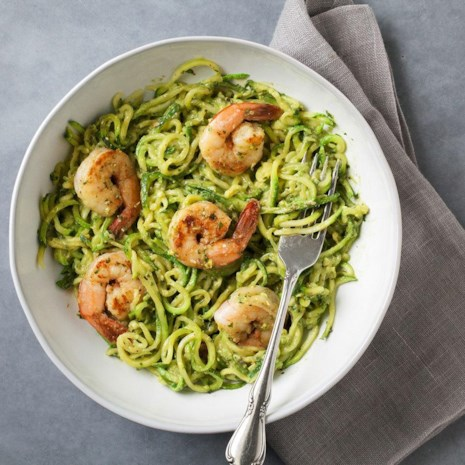 Healthy Recipes with Vegetable Noodles - EatingWell