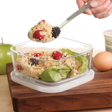 Couscous & Fruit Salad
