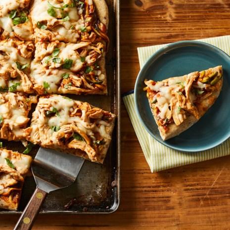 Barbecue Chicken Pizza