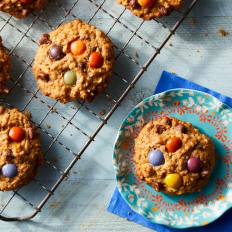 One-Bowl Monster Cookies