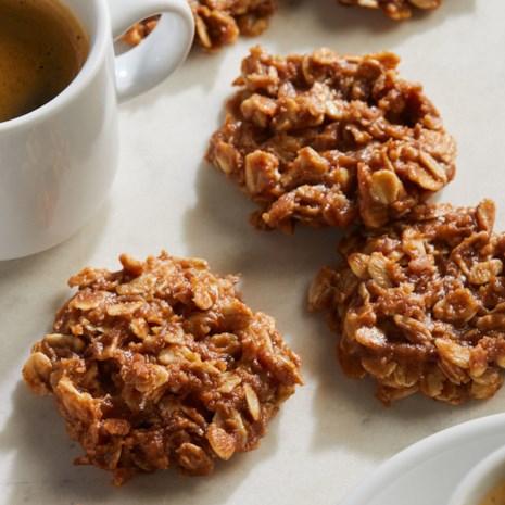 Vegan No-Bake Cookies