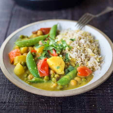Instant Pot Curry