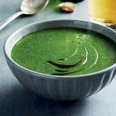 Basic Green Soup