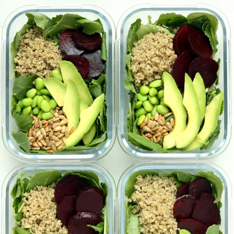 Vegan Superfood Buddha Bowls