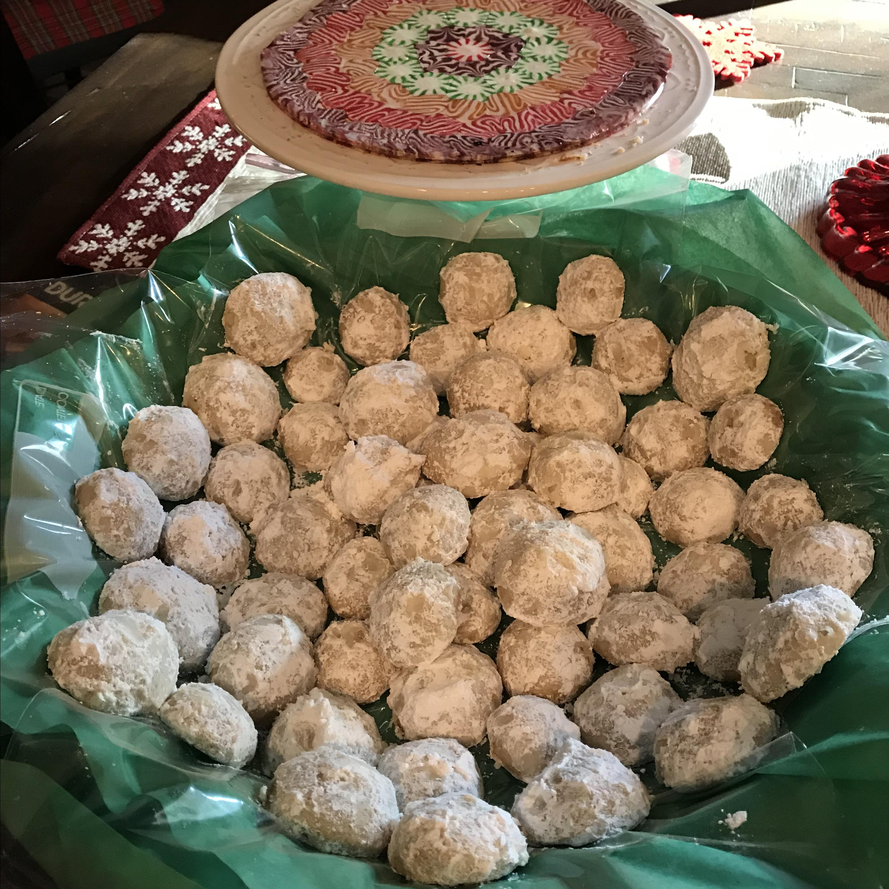 Italian Wedding Cookies Iii Recipe Allrecipes