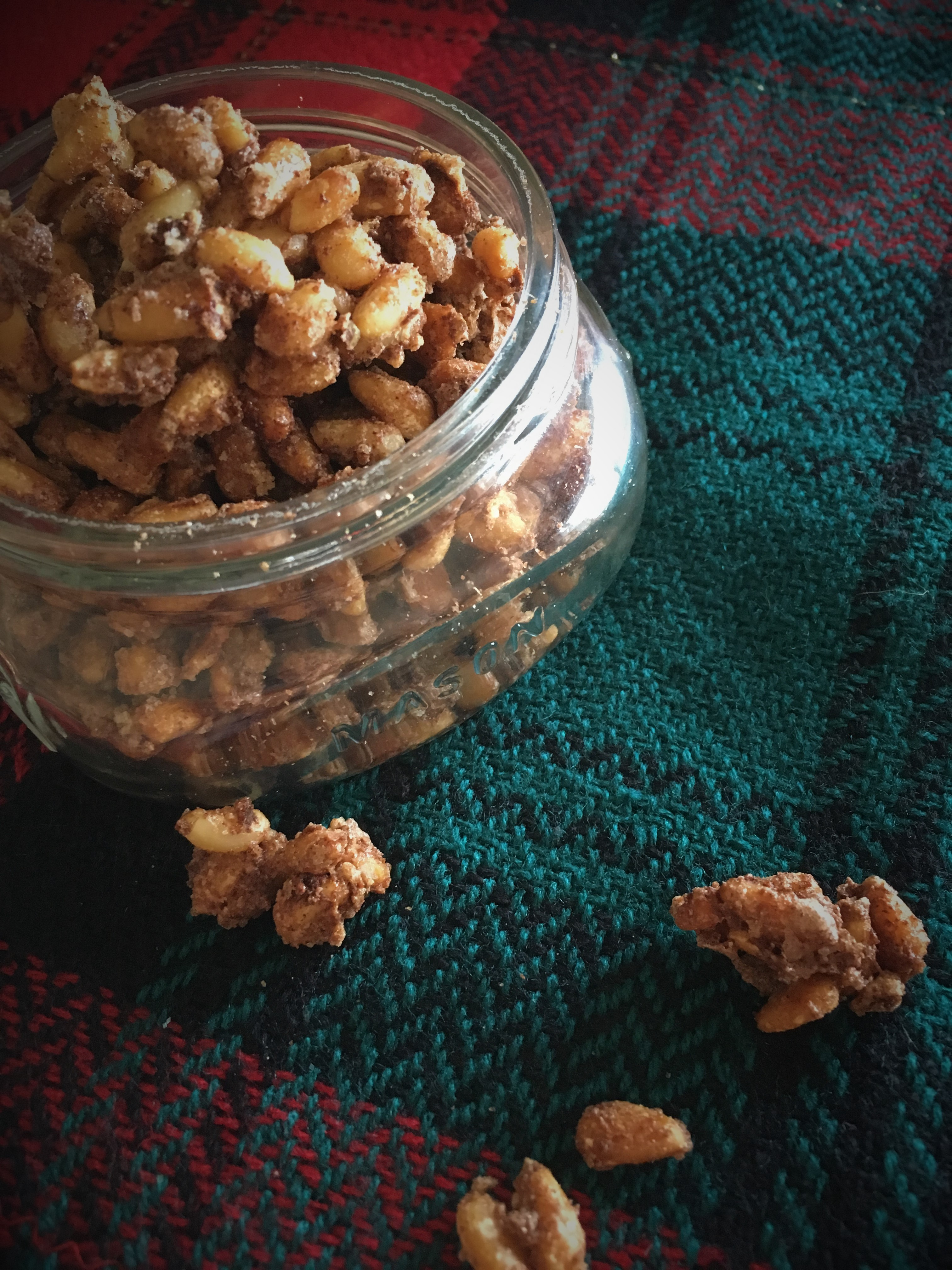 Spiced Nuts II