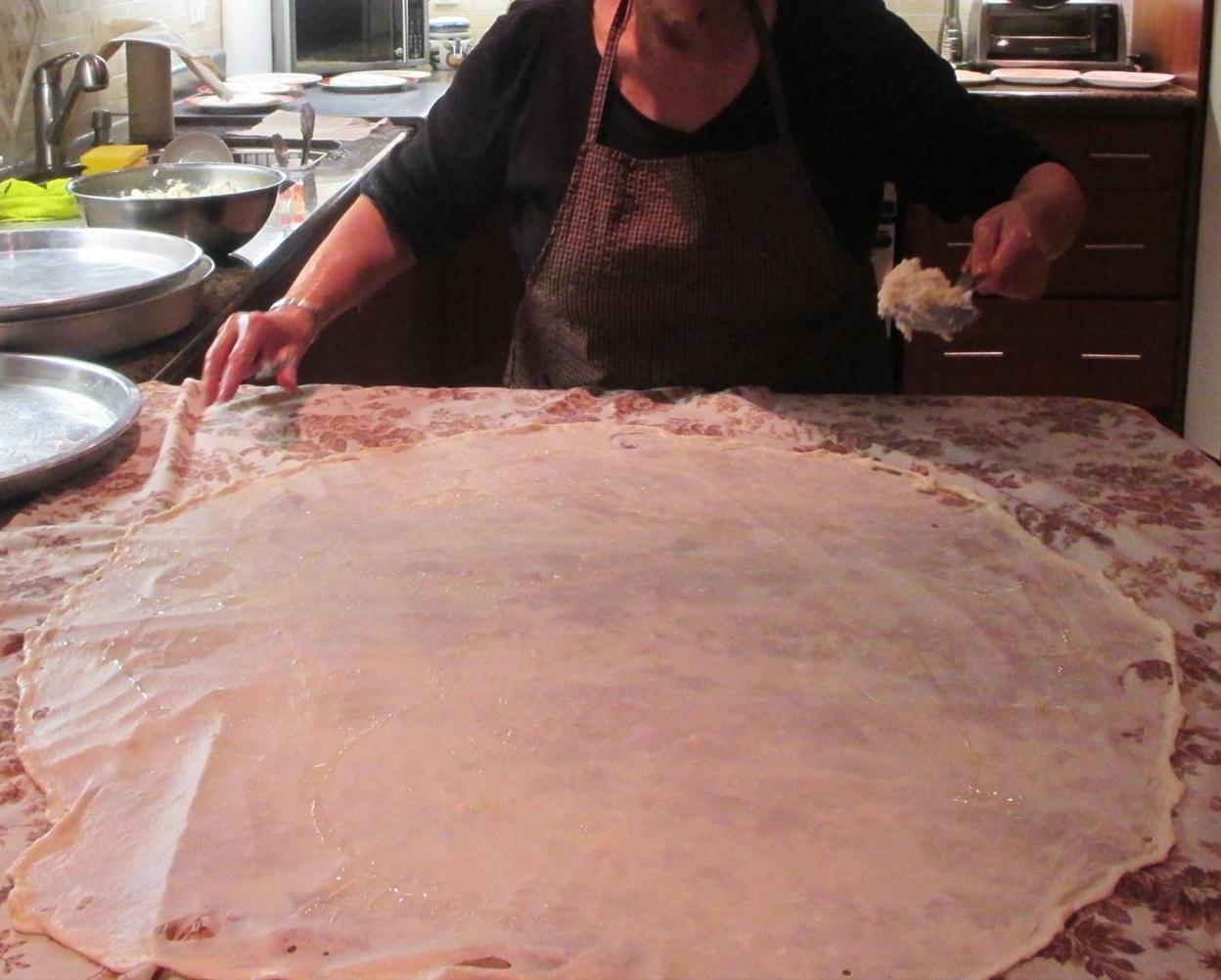 Substitute Phyllo Dough Valentina