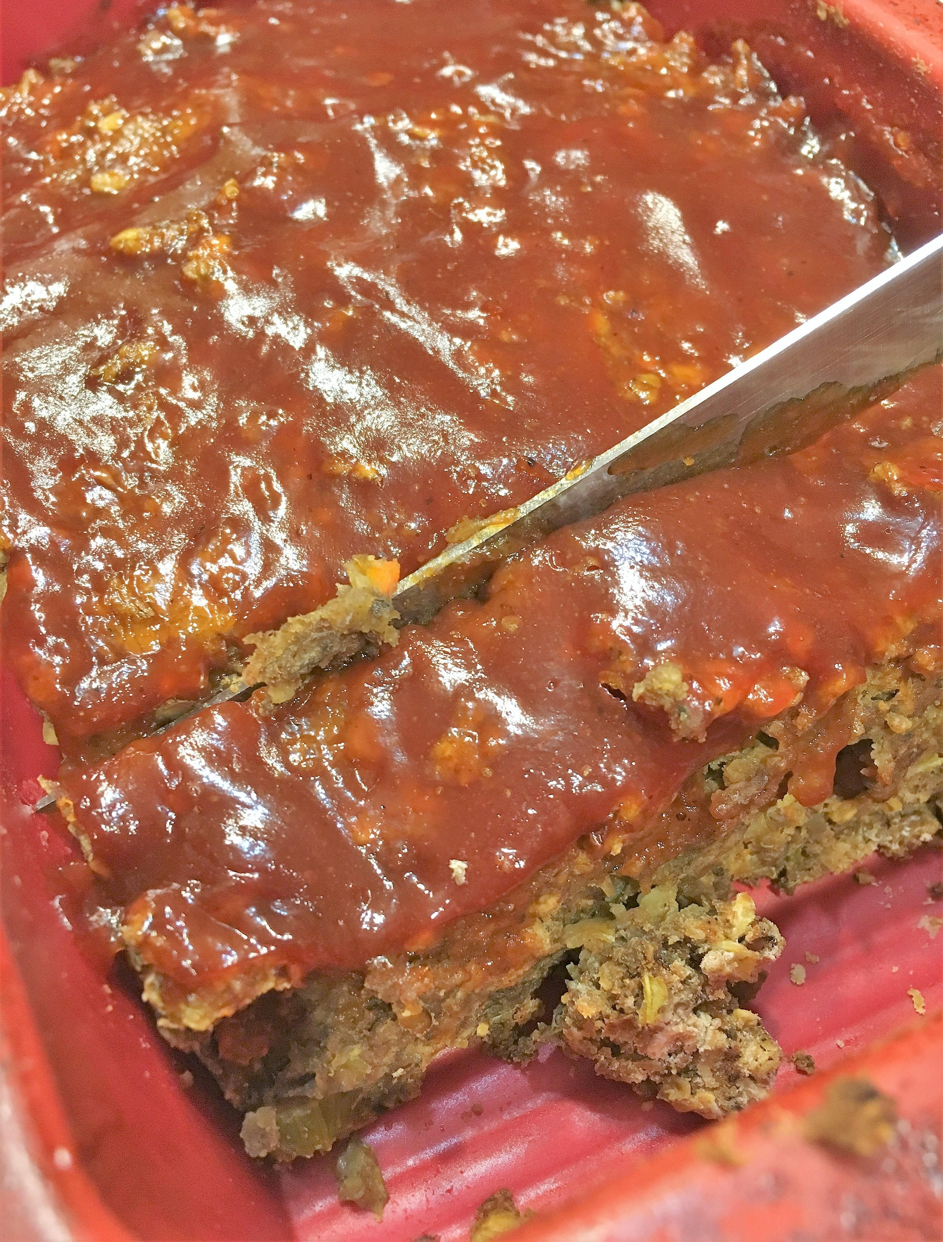 Delicious Lentil Loaf_image