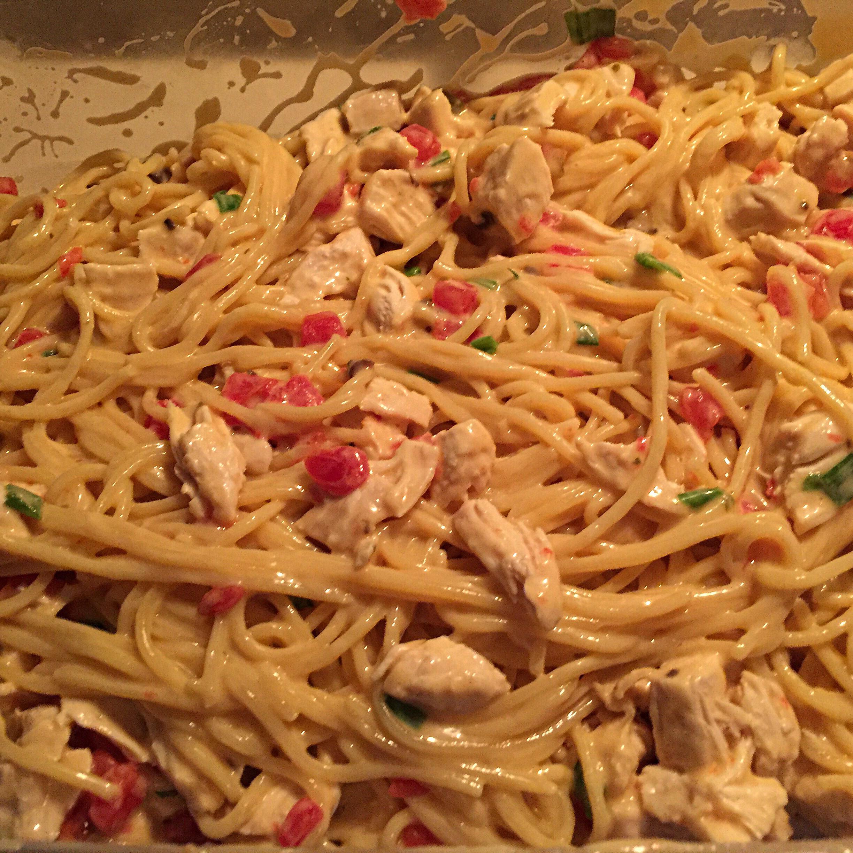 Chicken Spaghetti III