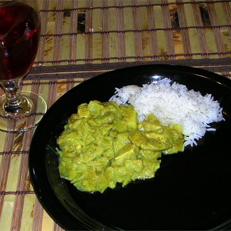 Chicken and Apple Curry TsukiKarp