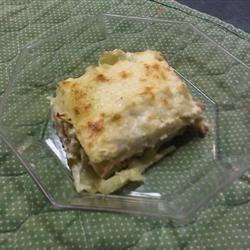 Cajun Chicken Lasagna