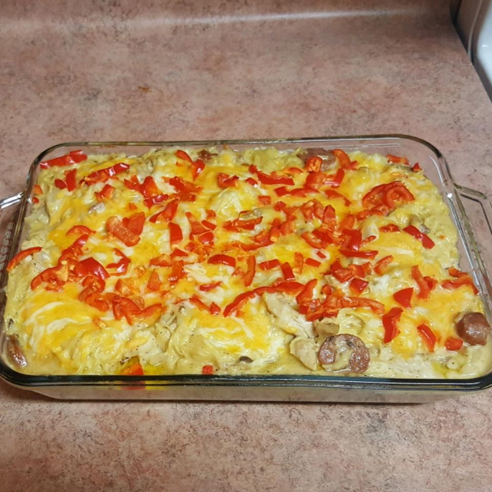 Chicken Spaghetti III rowdycowboy